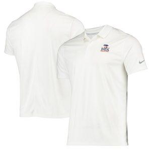 2020 PGA Championship Nike Victory Solid Polo – White
