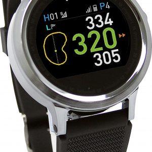 GolfBuddy WTX + Golf GPS Watch