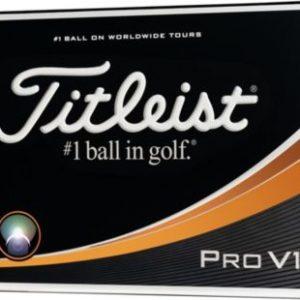 Titleist Pro V1 Golf Balls – Prior Generation