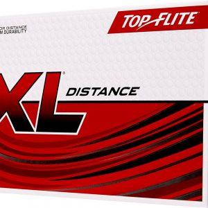 Top Flite 2019 XL Distance Golf Balls – 15 Pack